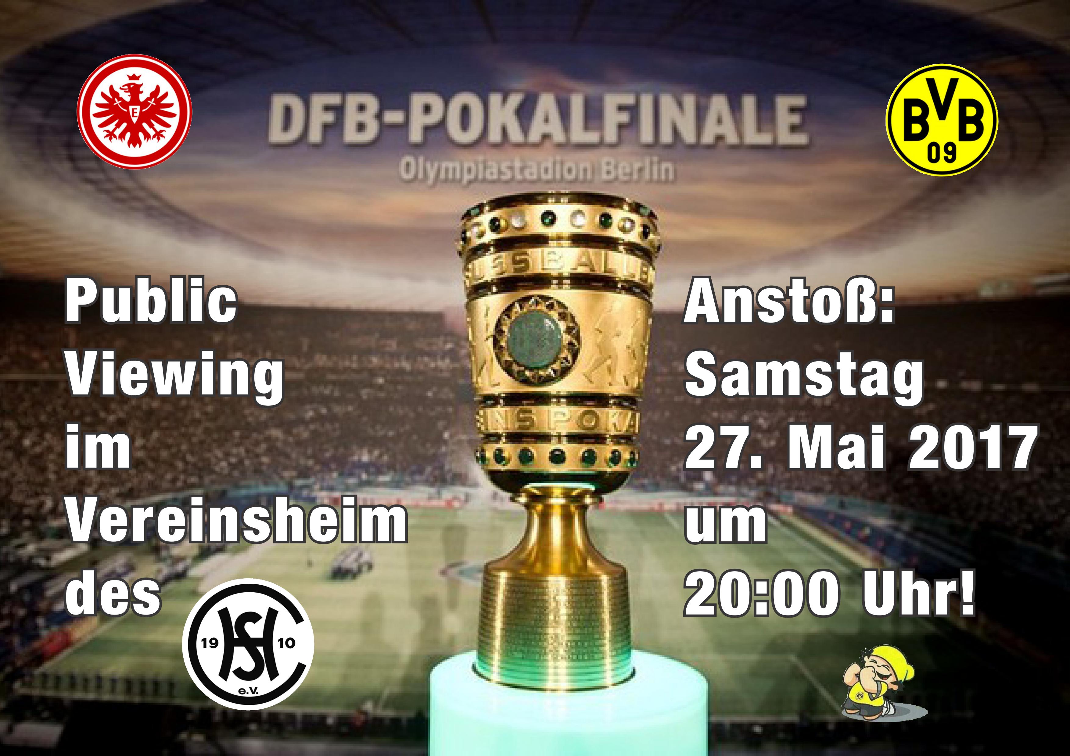 Pokal Finale Гјbertragung